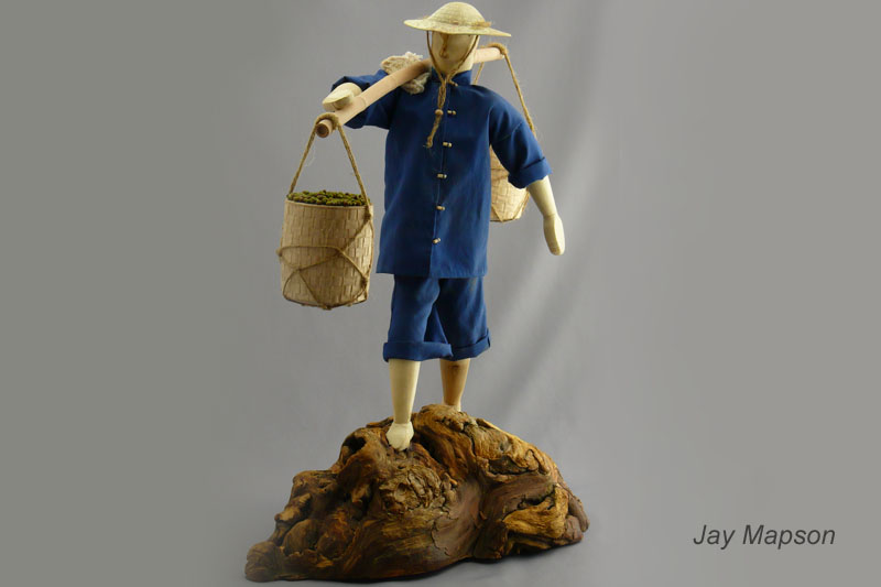 Hollywood Farmer - Vancouver Artist Jay Mapson
